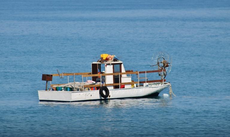 little boat w